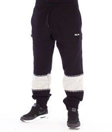 SmokeStory-SSG Line Jogger Spodnie Dresowe Czarny