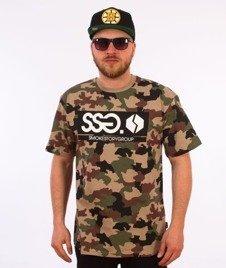 SmokeStory-SSG Moro Premium T-Shirt Camo