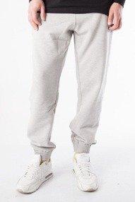 SmokeStory-Skin Jogger Spodnie Dresowe Jasny Melanż