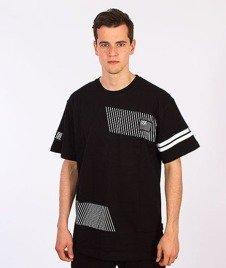 SmokeStory-Small Lines T-Shirt Czarny