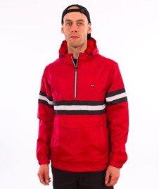 Southpole-Wind Series Jacket Kurtka Wiatrówka Kangur Red