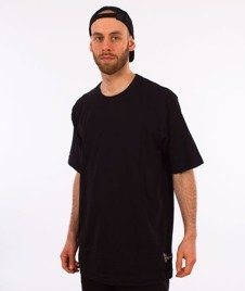 Stoprocent-Baggy Base T-Shirt Czarny