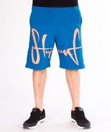 Stoprocent-CS Tag Spodnie Krótkie Dark Blue