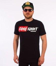Stoprocent-CS17 T-Shirt Czarny