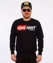 Stoprocent-Ćpaj Sport Bluza Czarna