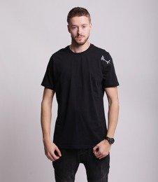 Stoprocent TMR SMALLTAG T-Shirt Czarny