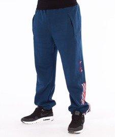 Stoprocent-Tricolors17 Spodnie Dresowe Granatowe
