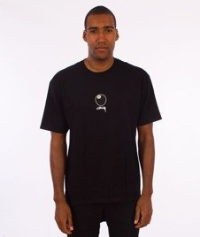 Stussy-8 Ball Stock T-Shirt Black