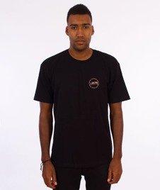 Stussy-International Dot T-Shirt Black