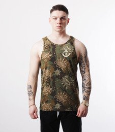 Turbokolor-Deck Crew Tank Top Camo