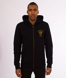 Turbokolor-OG Zipper Hoody Bluza Kaptur Black