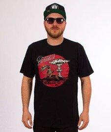 Turbokolor-Paradise T-Shirt Black
