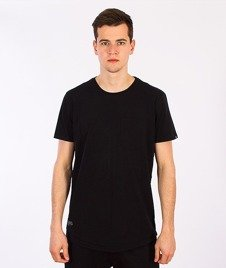 Two Angle-Montaly T-Shirt Black