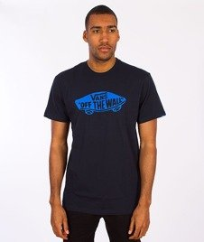 Vans-OTW T-Shirt Navy/French Blue