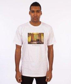 Visual-Kill Your TV T-Shirt White